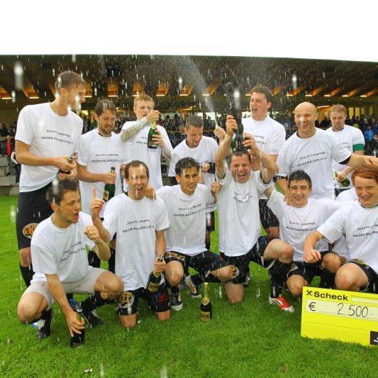 FC Langenegg heißt der neue Wäldercupsieger.