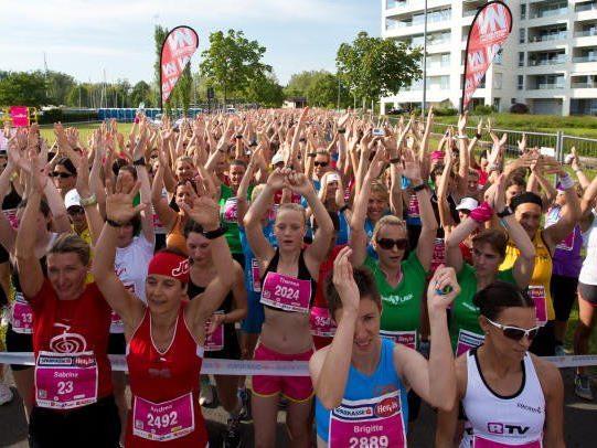 Mit 4025 Teilnehmerinnen brachte die vierte Auflage des Bodensee Frauenlauf einen neuen Rekord.