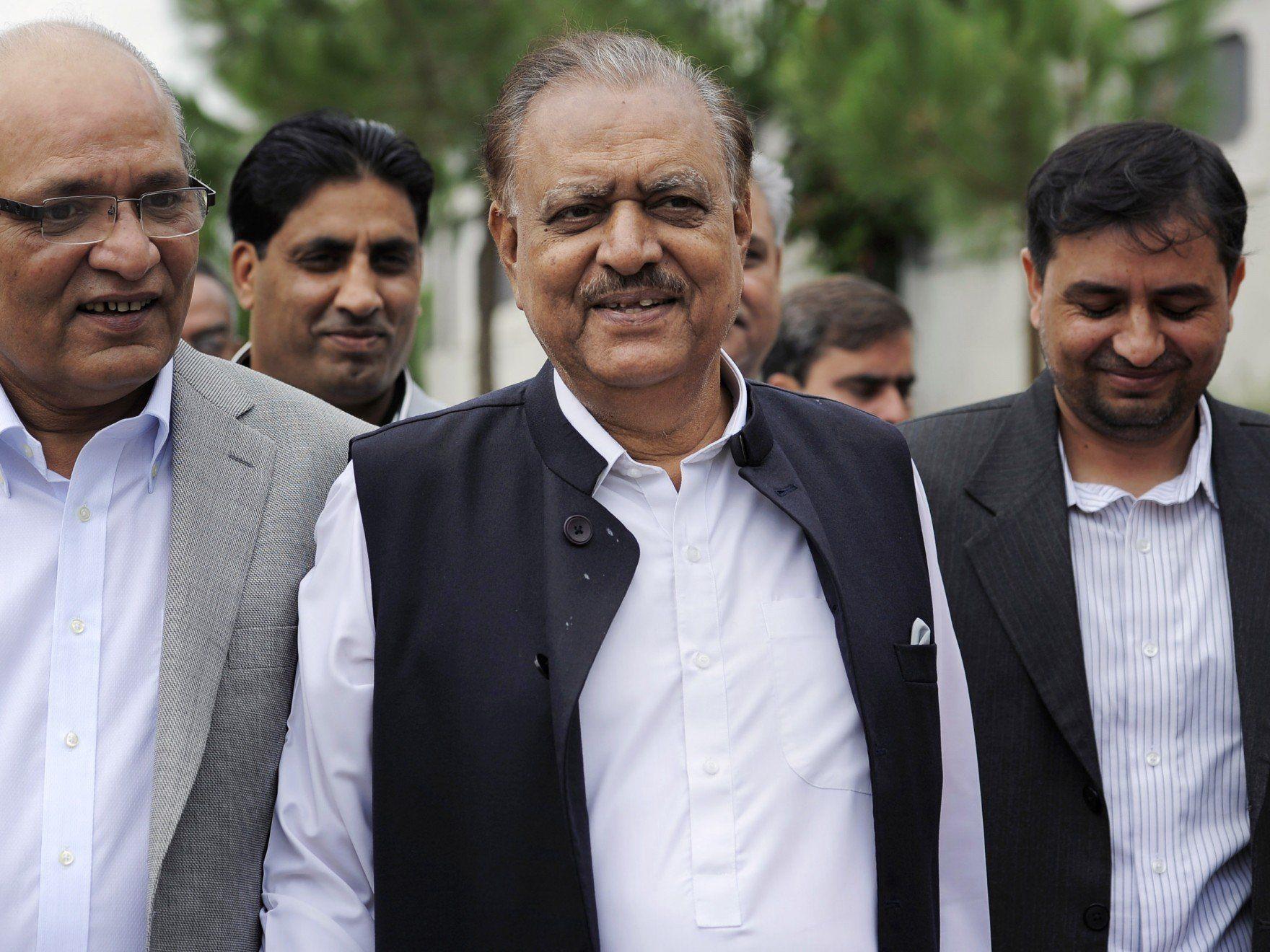 Mamnoon Hussain ist neuer pakistanischer Präsident.