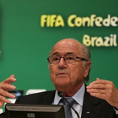 Der FIFA-Präsident ist optimistisch für die WM