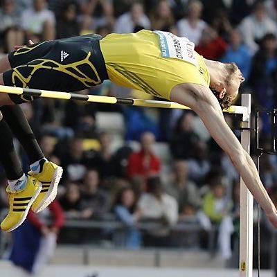 Bondarenko überquerte 2,41 Meter