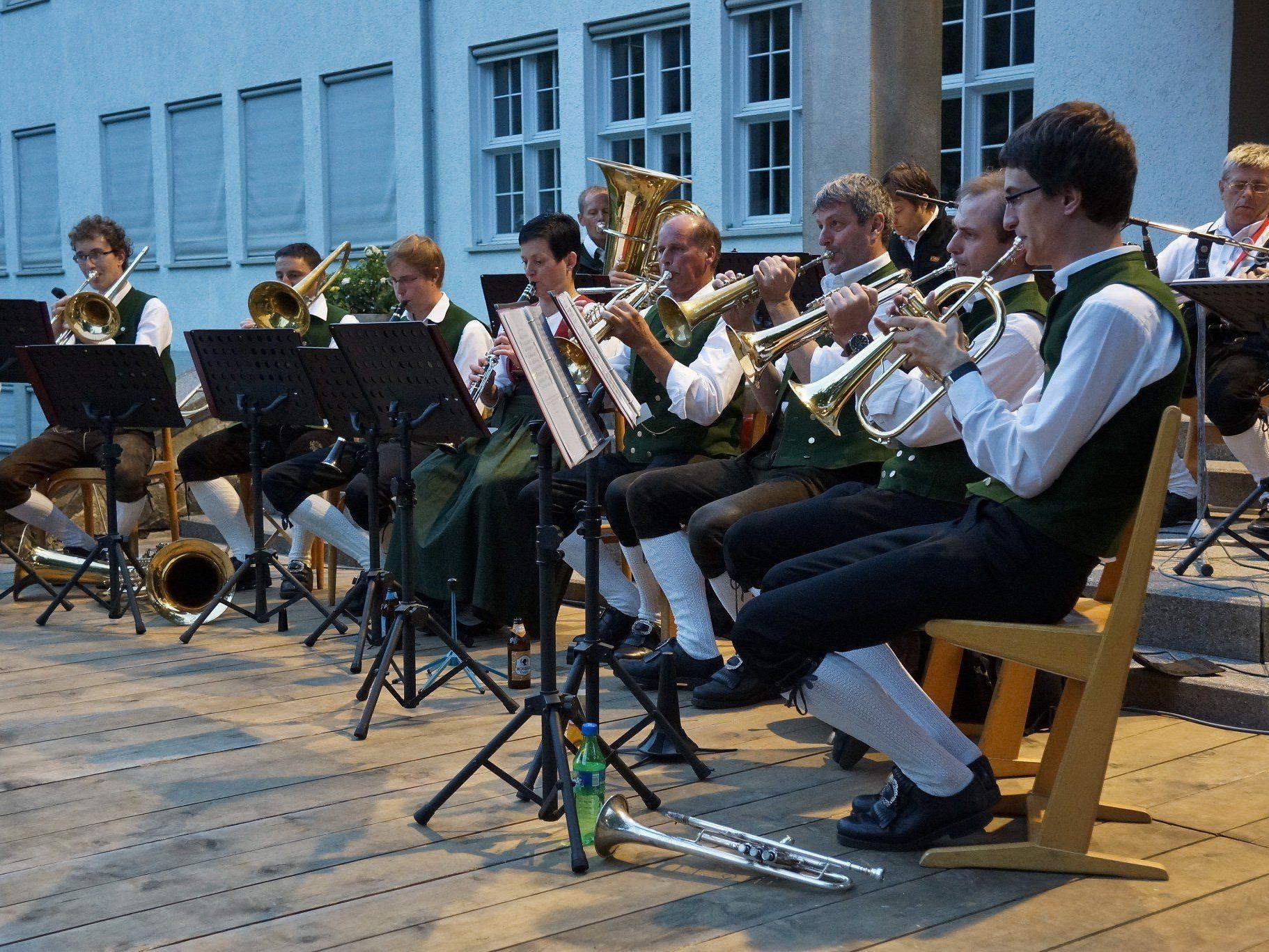 Musikverein Mellau