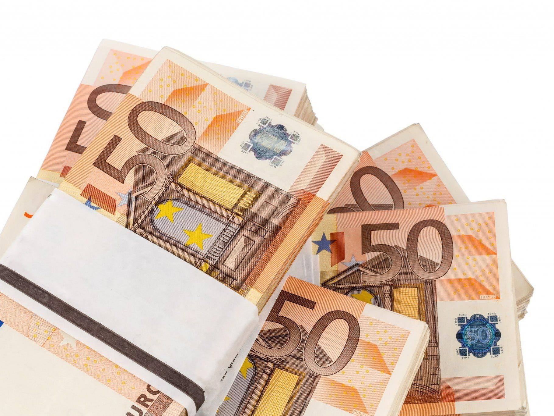Für eine 50-Euro-Böüte setzte es 1120 Euro Strafe.