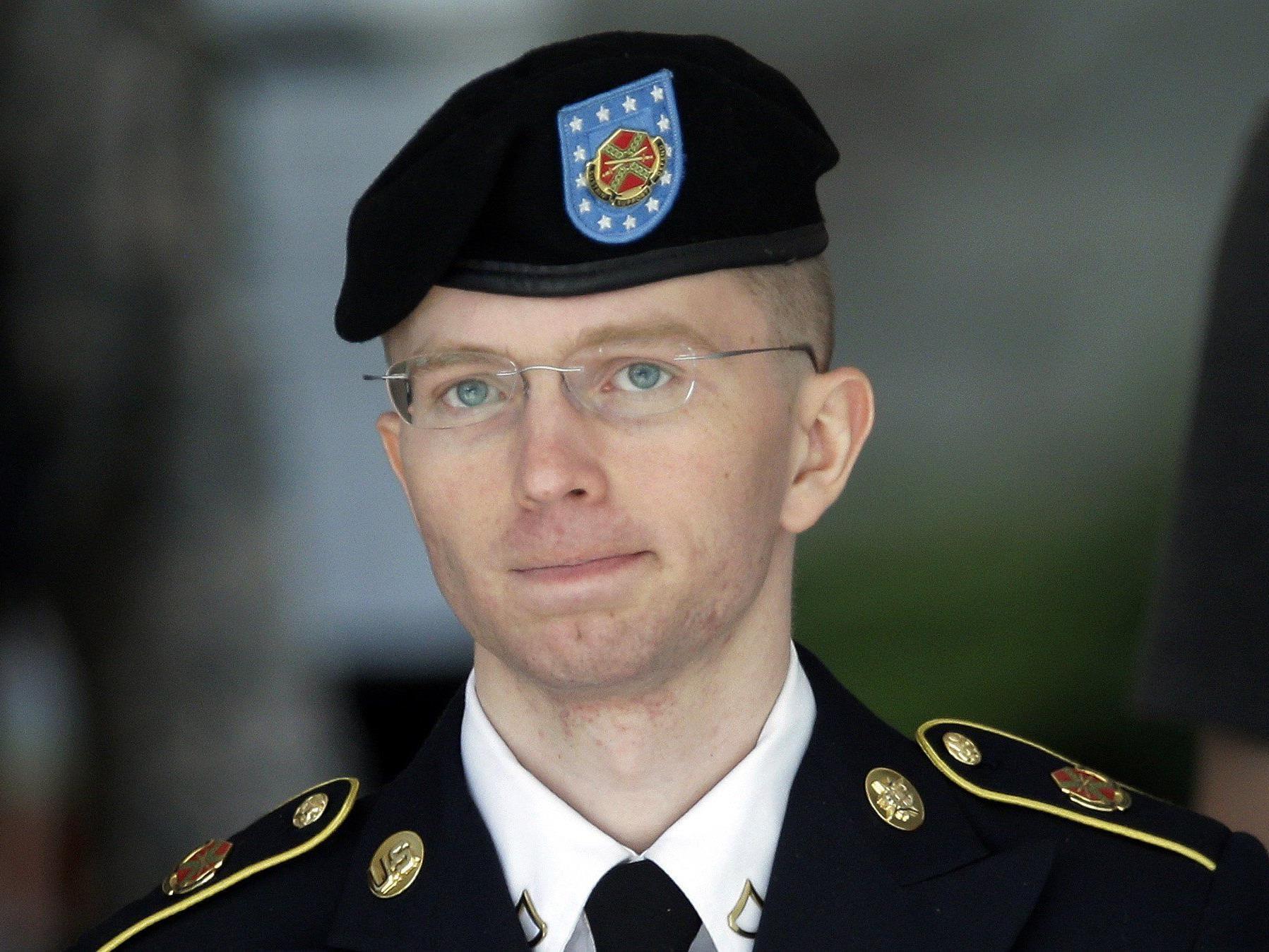 Bradley Manning wurde als Zulieferer von Wikileaks verklagt.