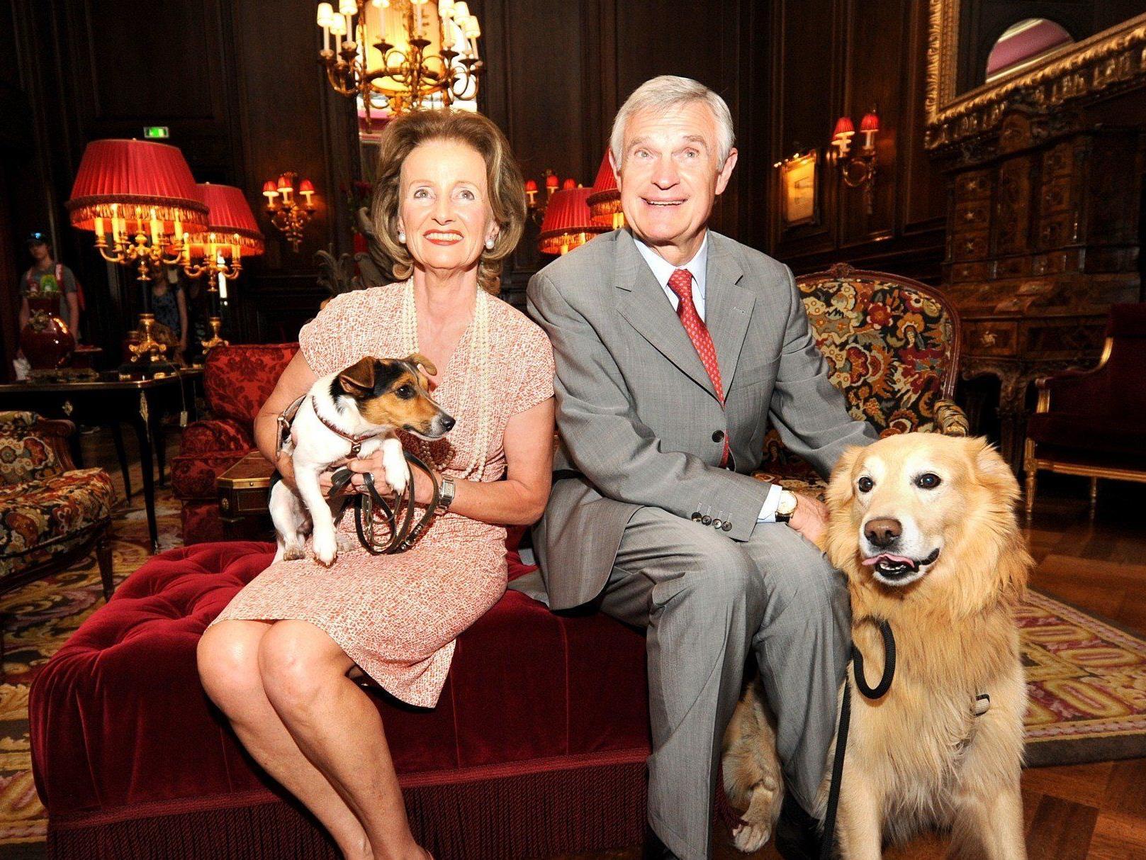 Ab sofort bietet das Hotel Sacher in Wien auch eigene Hundezimmer an.
