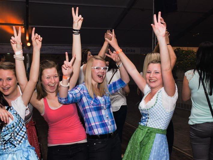 Musikfest Tanzfläche