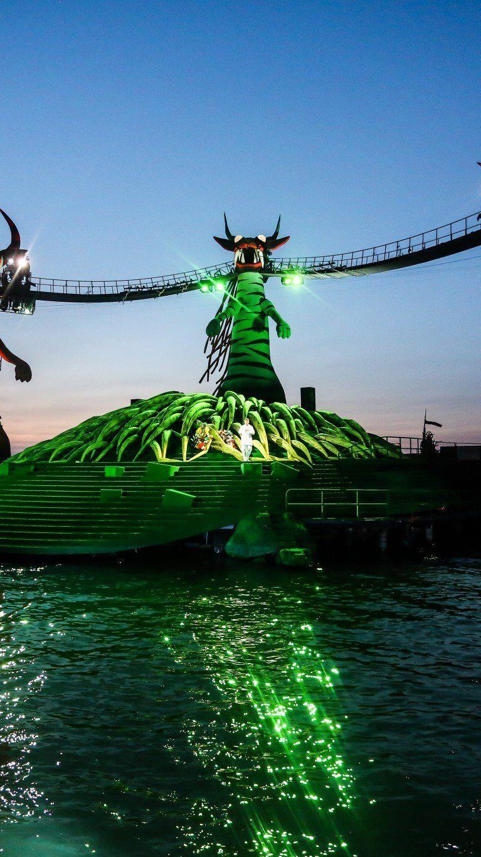 """Nach 27 Jahren wieder auf der Seebühne - """"Die Zauberflöte"""" von Wolfgang Amadeus Mozart."""