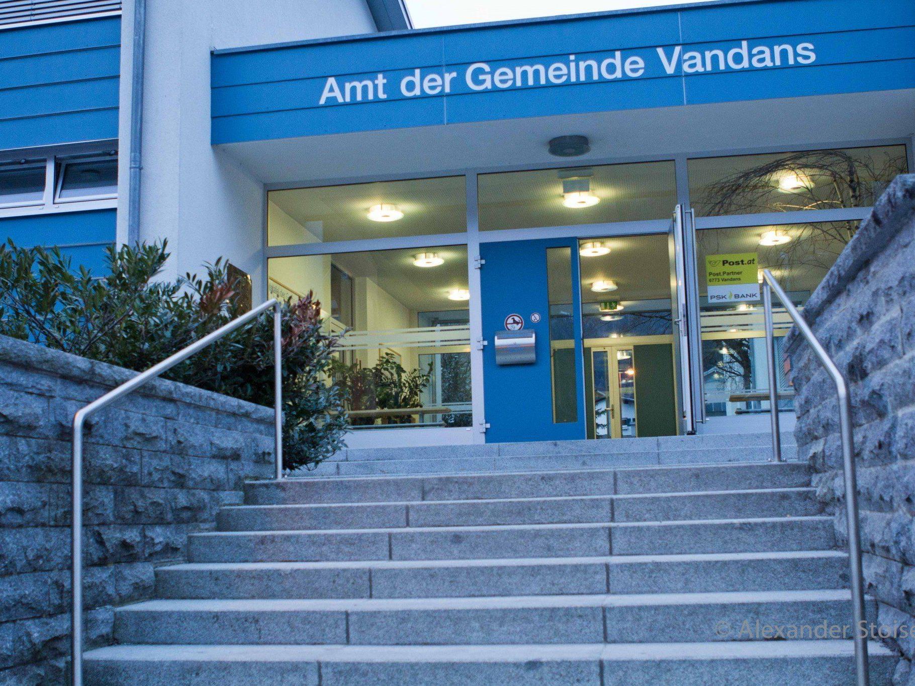 Umfangreiche Neuorganisationen gibt es im Gemeindamt von Vandans.