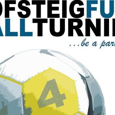 Viertes Hoftseig Fußballturnier am Samstag den 6. Juli in Schwarzach.