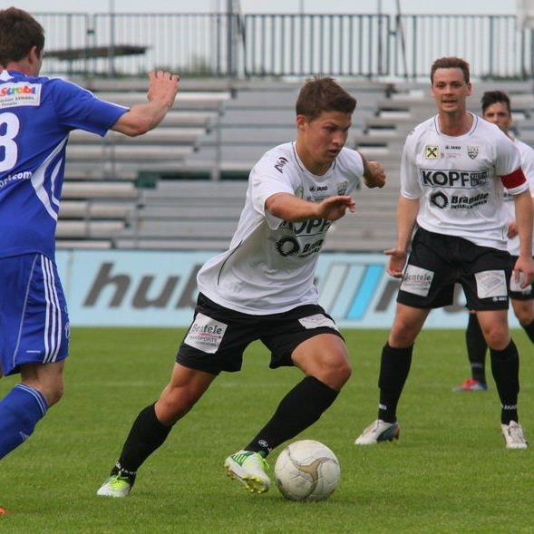 Christoph Domig spielt ab sofort für Jubilar FC Dornbirn