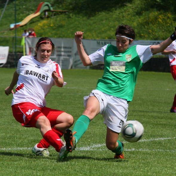 Stürmerin Anja Stadelmann will auch in der kommenden Saison oft ins Schwarze treffen.