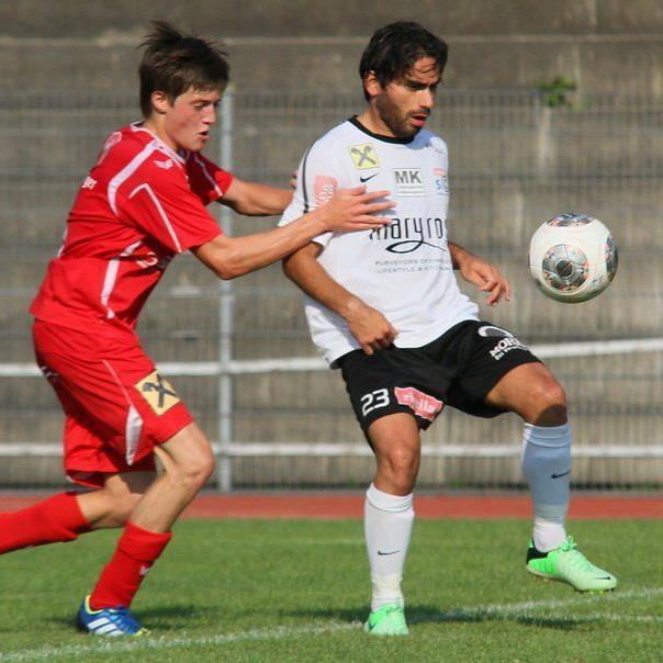 Lokman Topduman soll für die nötigen SW Bregnz-Tore in dieser Saison sorgen.