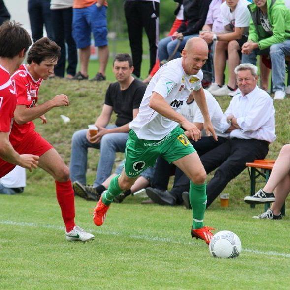 Mario Bolter ist mit der Lustenauer Austria am Samstag beim RLO-Klub Stegersbach im Einsatz.