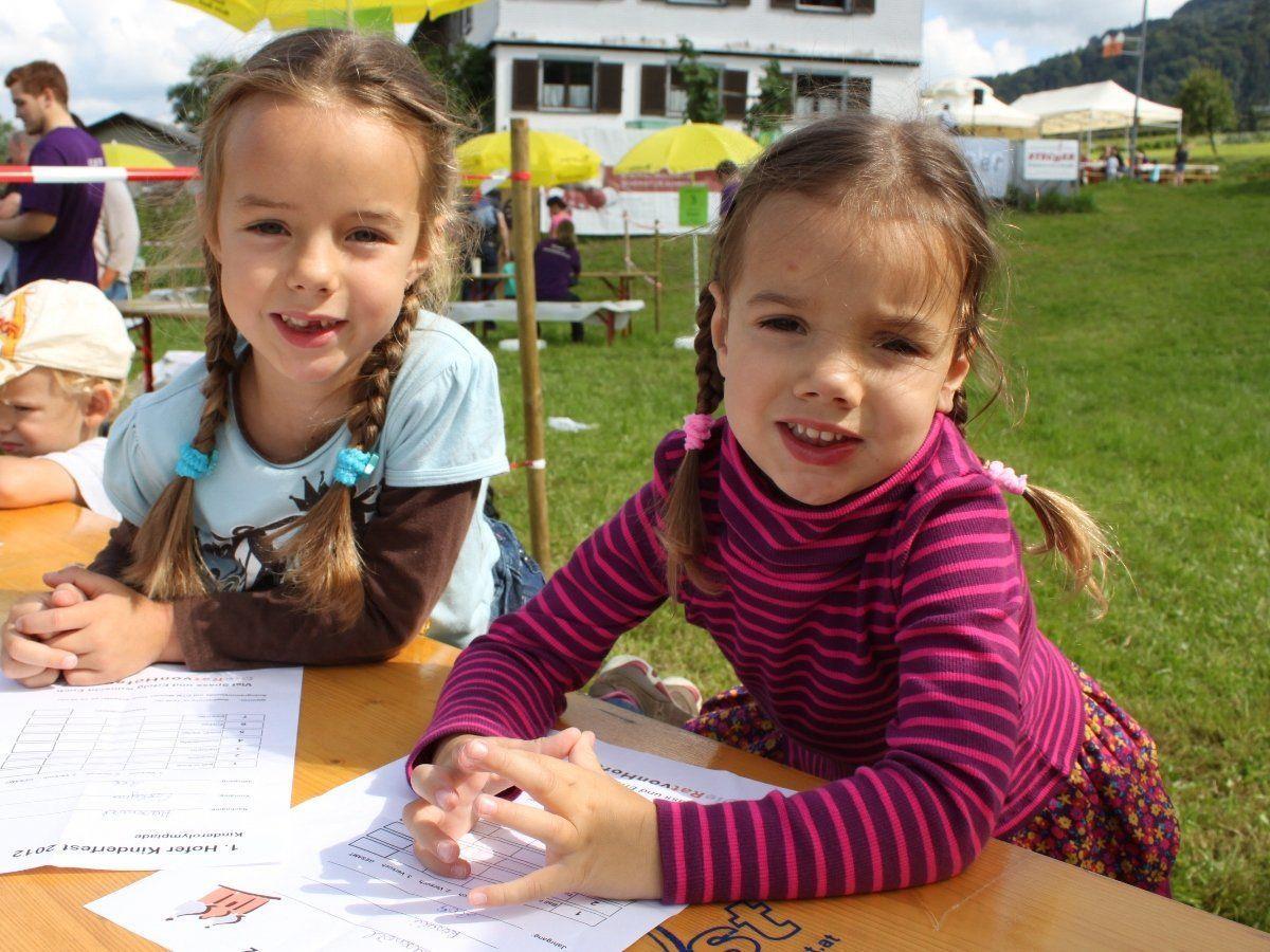 """Tolle Preise gibt es für alle Teilnehmer der großen """"Kinder-Olympiade"""