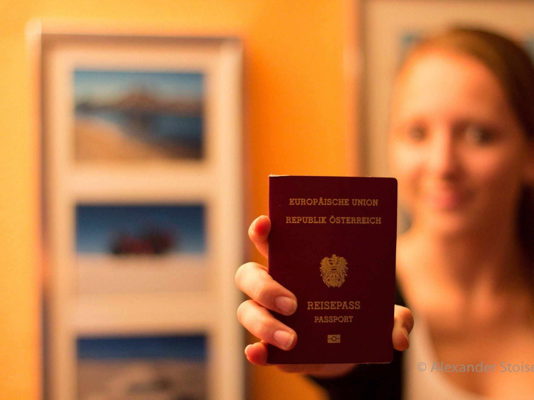 Mit einem gültigen Reisepass steht ungetrübten Urlaubsfreuden nichts mehr im Weg!