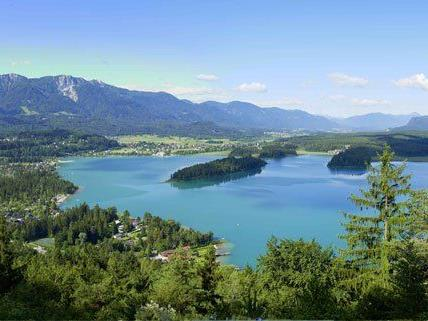 Die Region Villach - Faaker See - Ossiacher See ist unter den Urlaubern am Beliebtesten.
