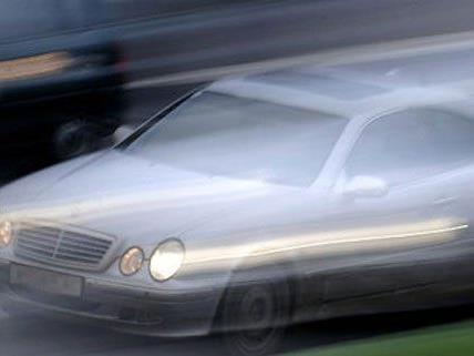 Mit 140 km/h flüchtete ein Mann vor der Polizei