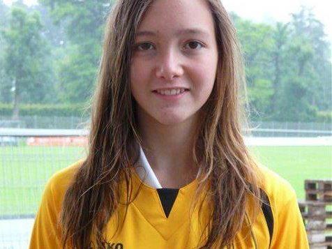 Rauch Katharina - U16 Auswahlspielerin des VFV