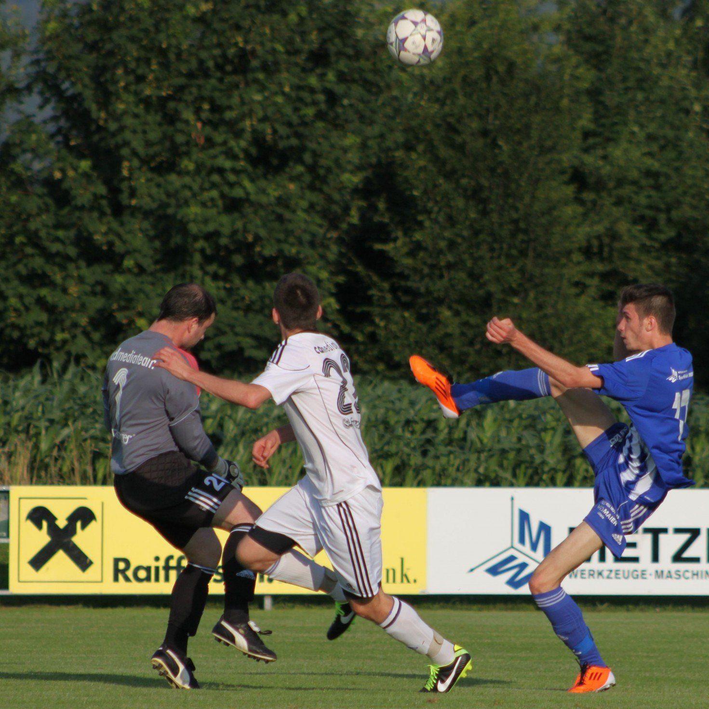 Brederis Neuzugang Emin Topal traf beim 3:1-Testsieg gegen Ligakonkurrent Göfis.