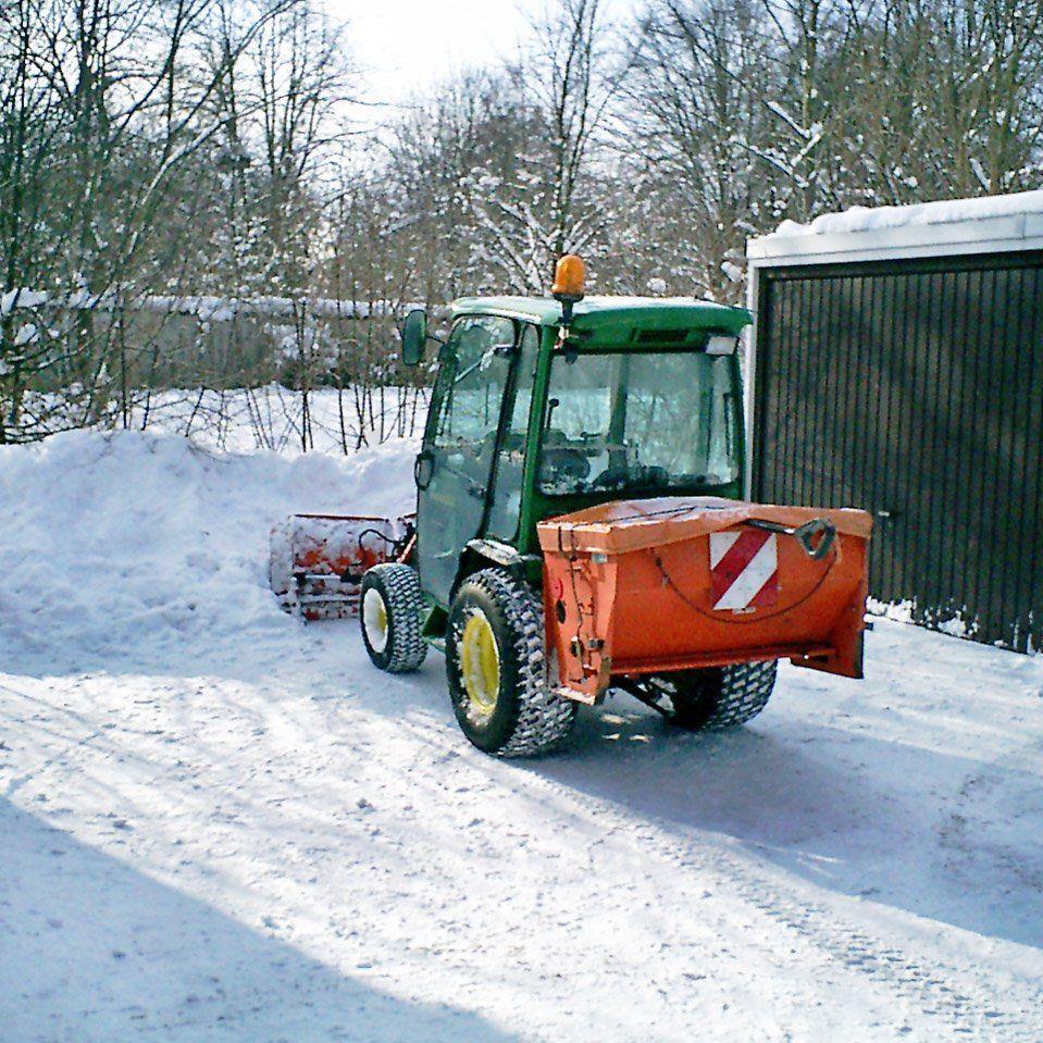 Für die Schneeräumung fielen heuer erhebliche Mehrkosten an.