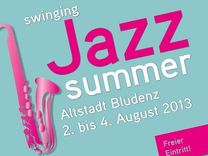 Auf ein Jazz Festival lädt das Stadtmarketing mitten im Hochsommer.