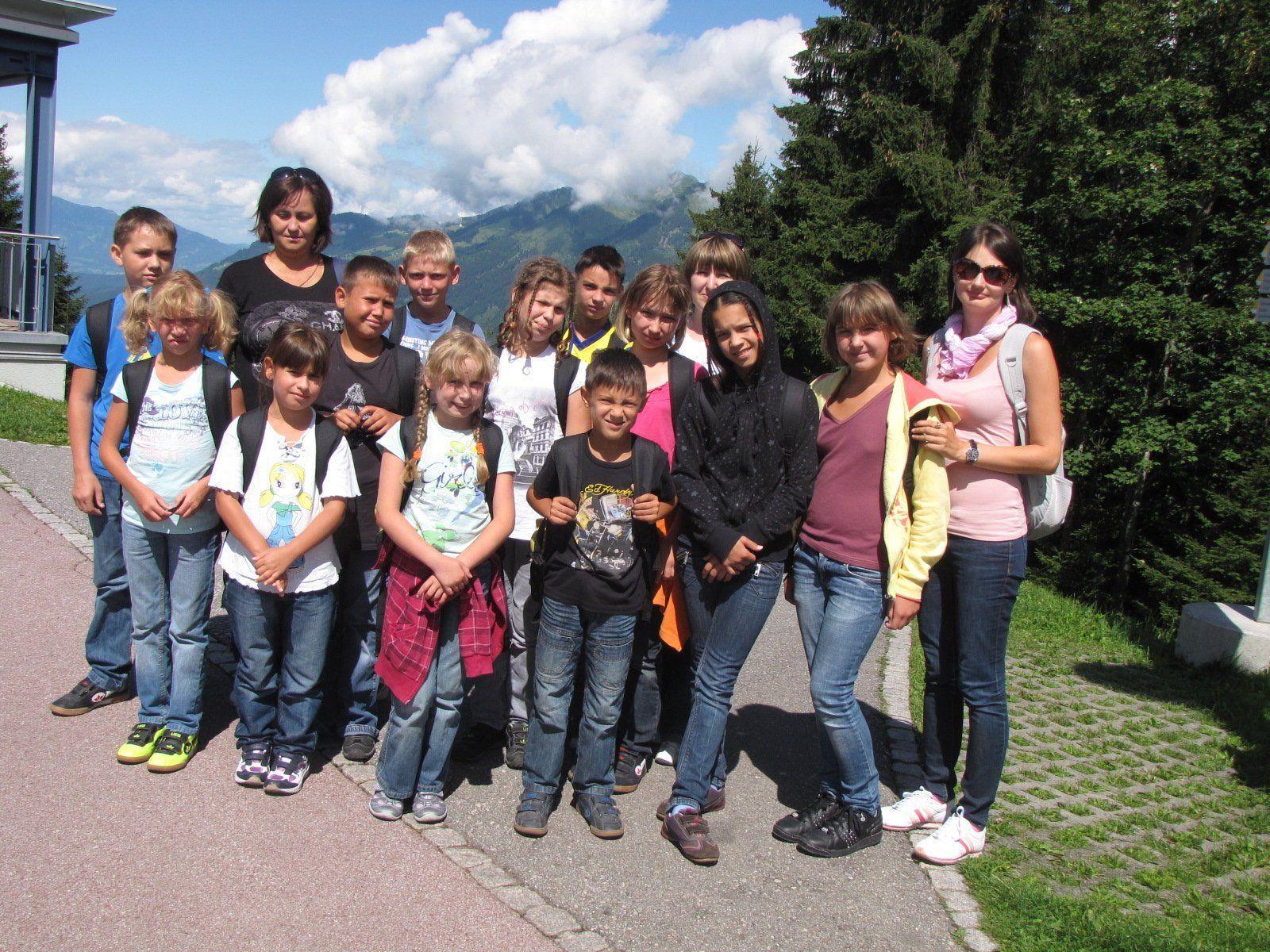 Diese Kinder waren bei uns!