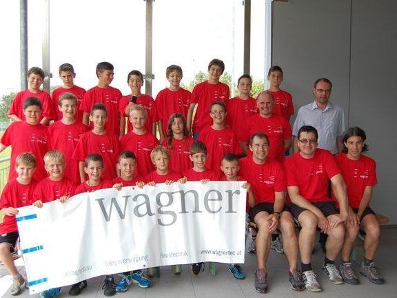 Wagner Erlebnistage 2013 des FC Nüziders