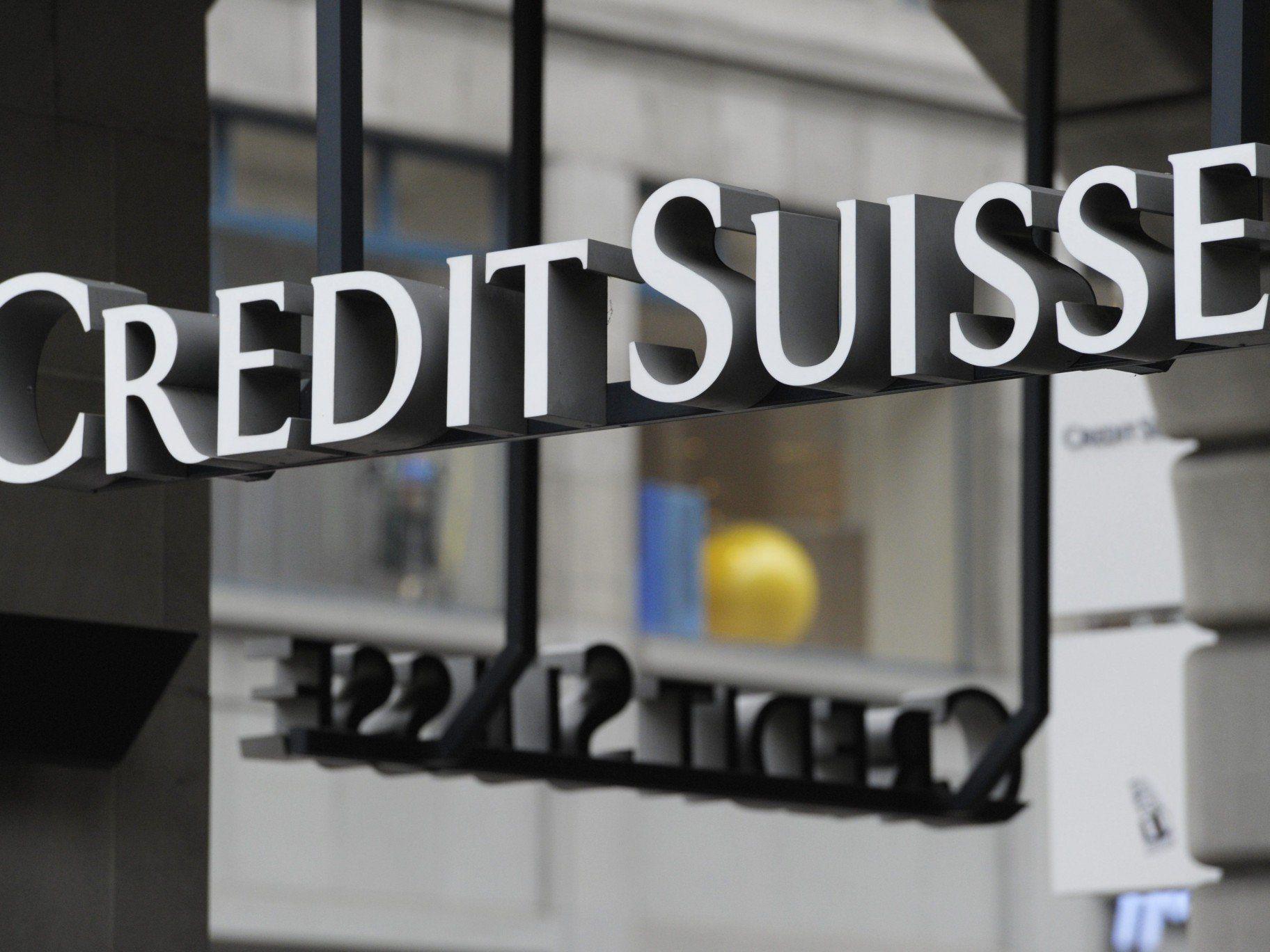 Credit Suisse erzielt dank Investmentbanking einen Milliarden-Gewinn.