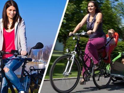 Der E-Bike-Boom hält an. Immer mehr können sich vorstellen, dass sie vom Rad auf das E-Bike umsteigen.