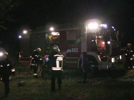 Mittwoch und Donnerstag gab es zahlreiche Feuerwehreinsätze in Niederösterreich.