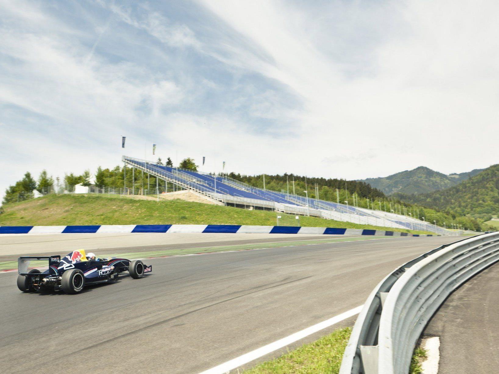 Red Bull: Formel 1 kehrt nach Österreich zurück.