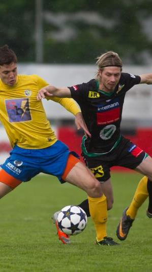 Der Vfb Hohenems ist der seriöseste Anwärter auf den Meistertitel in der Landesliga.