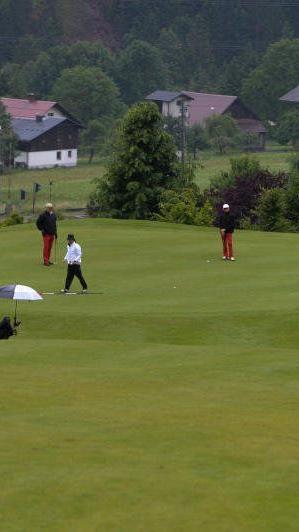 Symbolbild: Das Rankweiler Golfturnier gewann überlegen Martin Knobel.