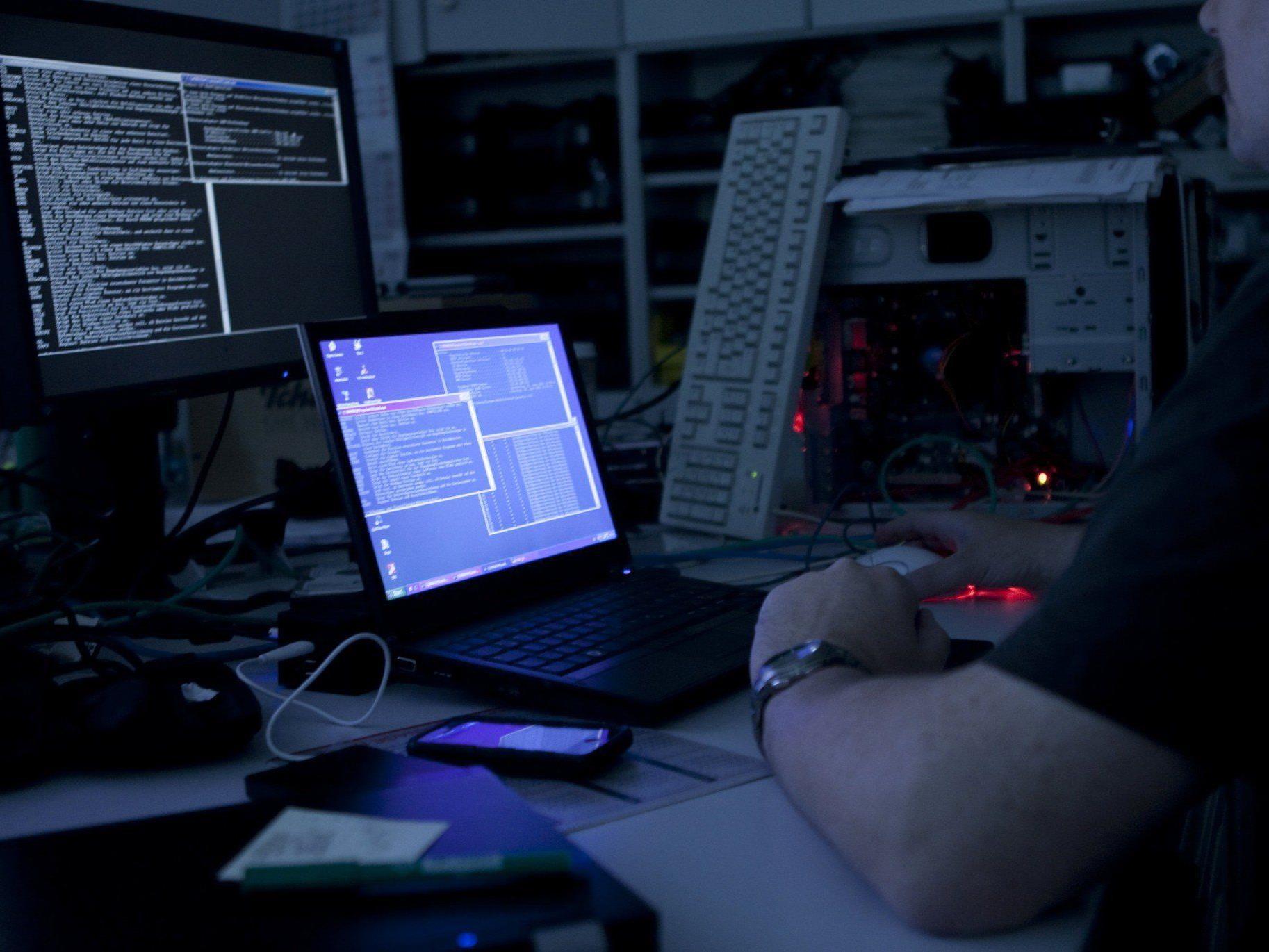 Wie man sich vor Überwachung im Internet schützen kann.