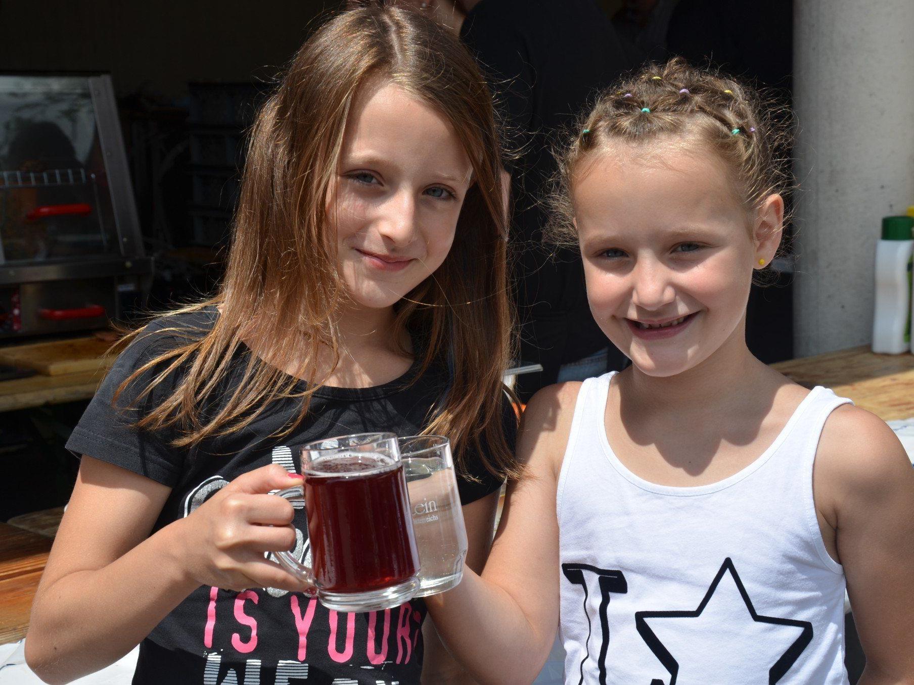 Das Röthner Bündtfest ist bei Jung und Alt überaus beliebt.