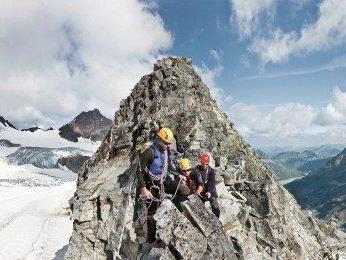 Berge im Montafon - sind die schönsten Fitnessgeräte der Welt.