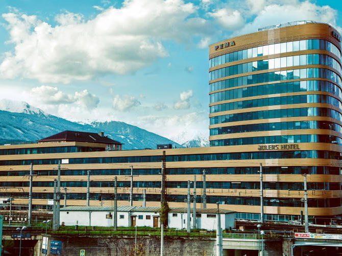 Die Moser Holding AG zog es 2012 wieder zurück ins Innsbrucker Stadtzentrum