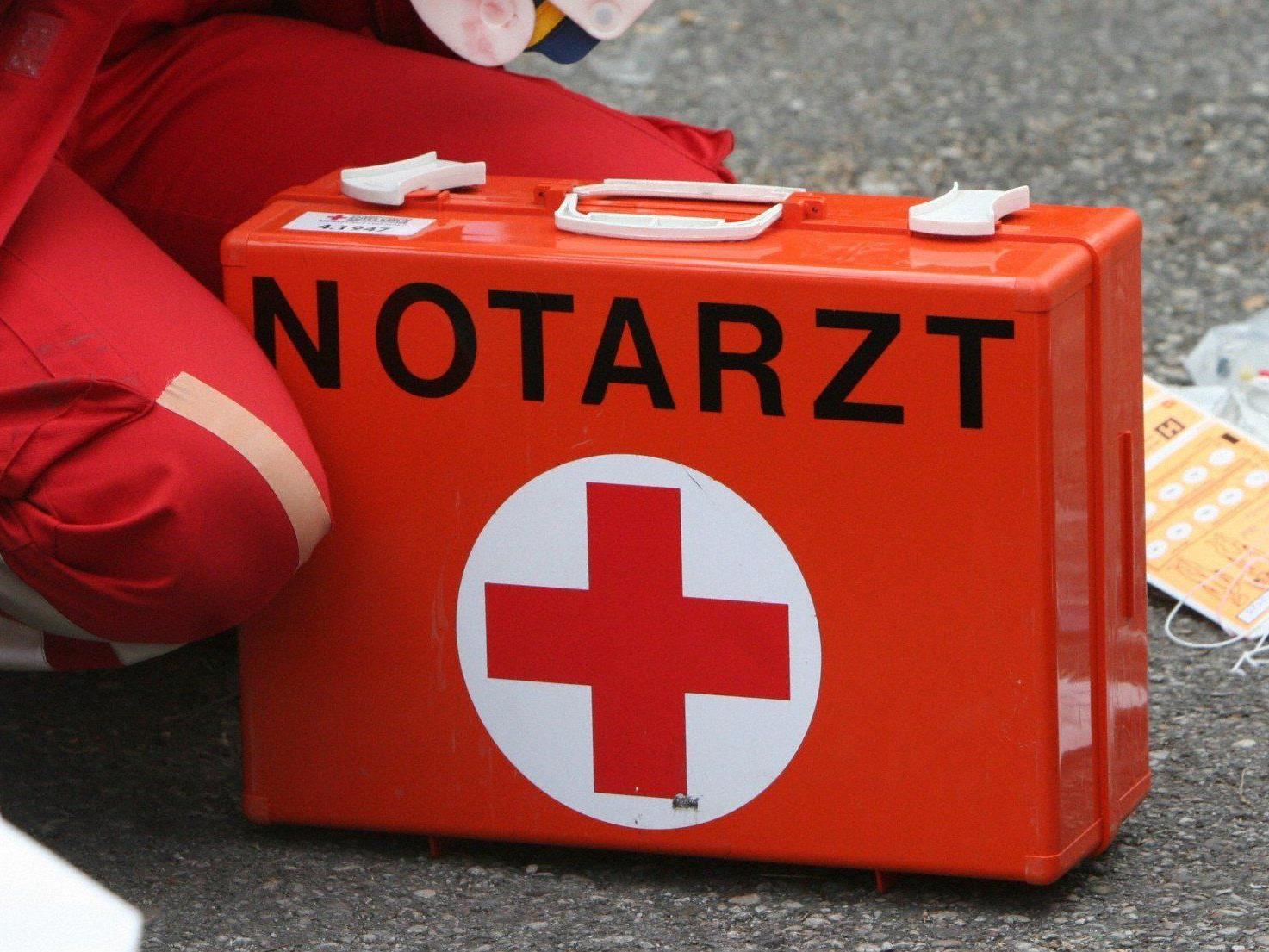 In der Steiermark wurde ein achtjähriger Bub versehentlich angeschossen.