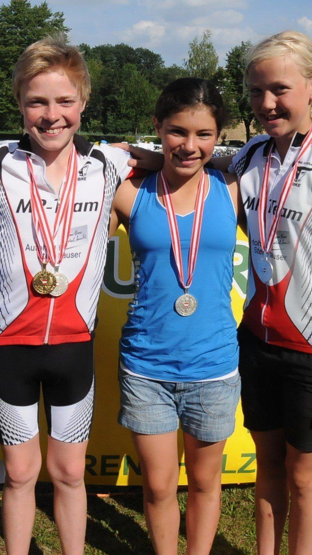Gold für den Dornbirner Wendelin Wimmer und mit dem Team die Silberne bei den ÖM in Niederösterreich.