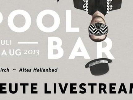 Das poolbar-Festival #20 live auf VOL.AT.