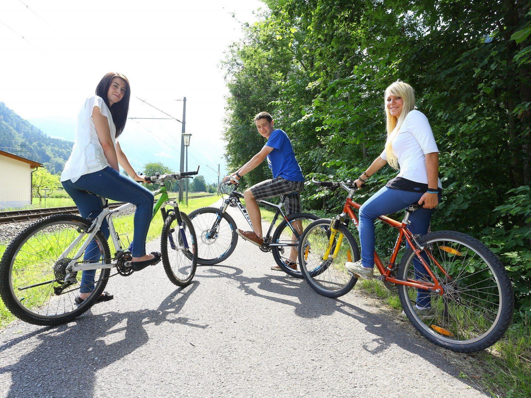 Radfahren geht im Ländle am Besten - sagen die Radfahrer.