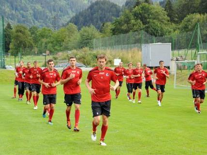 Der SC Freiburg trainiert ab Sonntag im Montafon