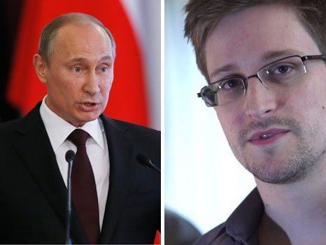 Putins Bedingungen sollen für Snowden unannehmbar sein.