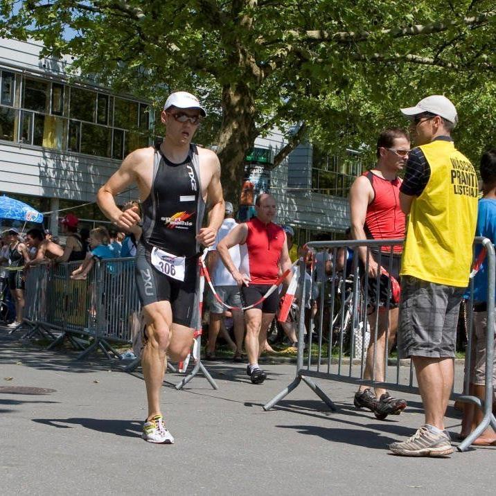 Zum zweiten Mal nimmt Triathlet Florian Geser bei der WM auf Hawaii im Oktober teil.
