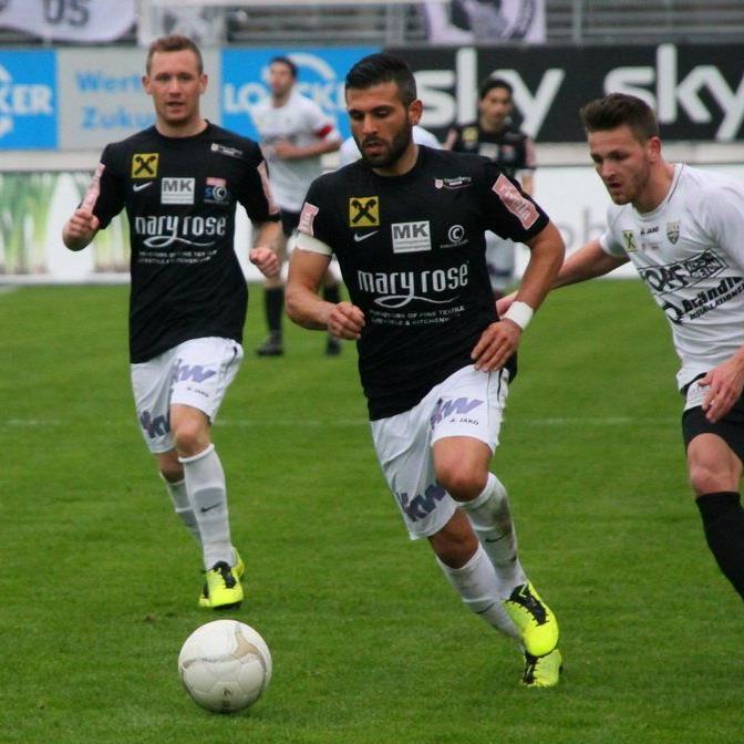 Pascal Breitenberger (l.) und Serkan Yildiz verlassen den SC Bregenz.