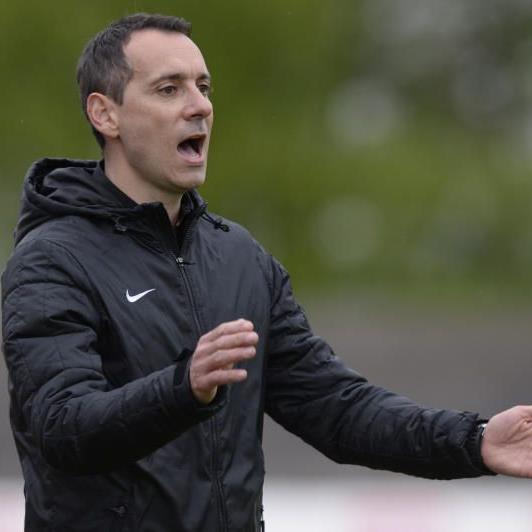 SC Bregenz-Trainer Mladen Posavec gibt in dieser Saison vielen jungen Talenten eine Chance.