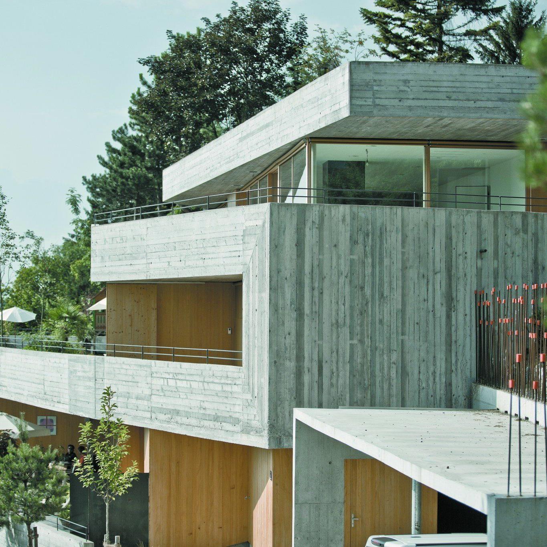 Architekt Kurt Schuster ist es mit seinem Team gegen nicht unerhebliche Konkurrenz gelungen, den Bauherrn mit seinem Entwurf zu überzeugen.