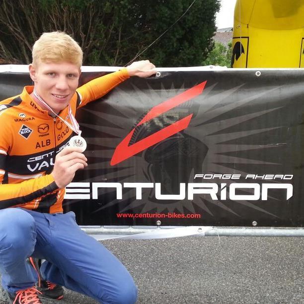 Der Dornbirner Daniel Geismayr wurde Zweiter bei den nationalen Titelkämpfen.