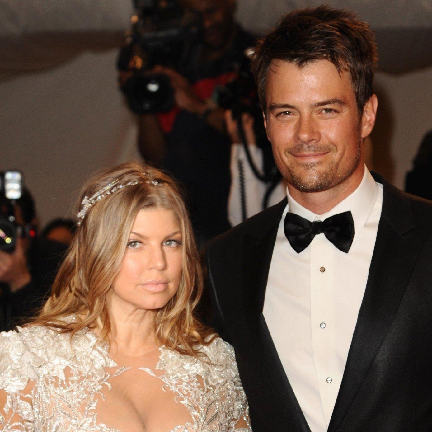 """""""Black Eyed Peas""""-Sängerin Fergie und ihr Mann Schauspieler Josh Duhamel sind zum ersten Mal Eltern geworden."""