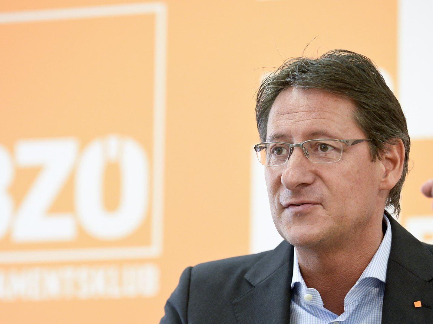Am Freitag wurde das Wahlprogramm der BZÖ für die Nationalratswahl vorgestellt.